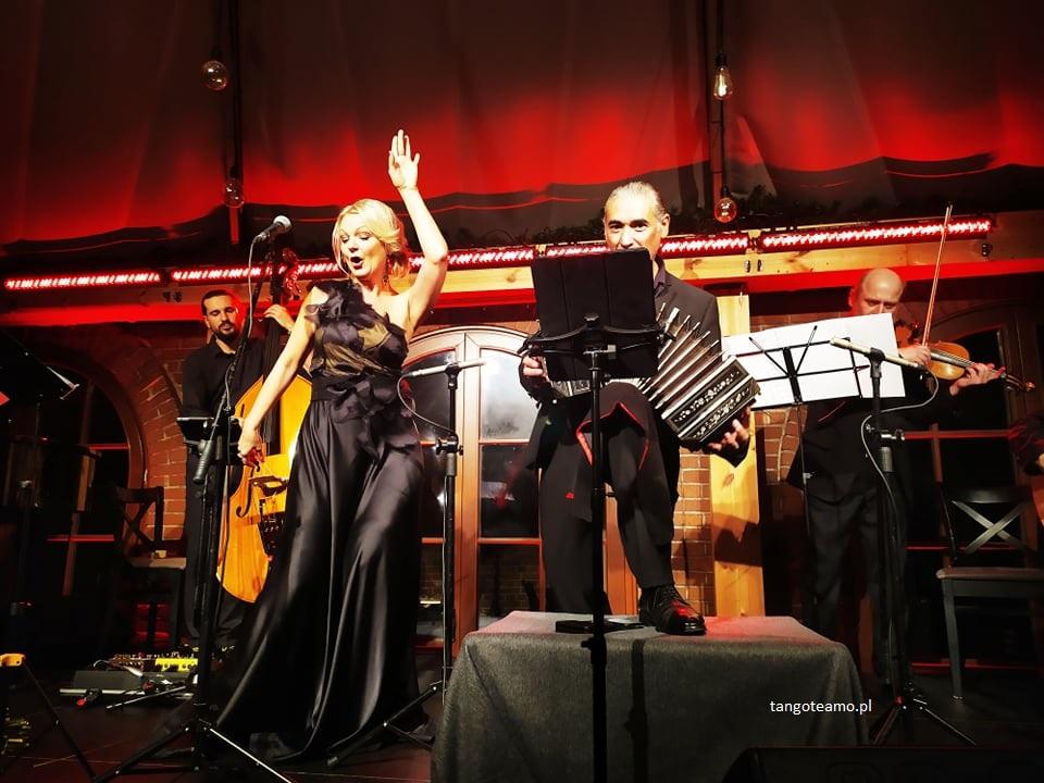 Show me your tango – koncert Izabeli Kopeć