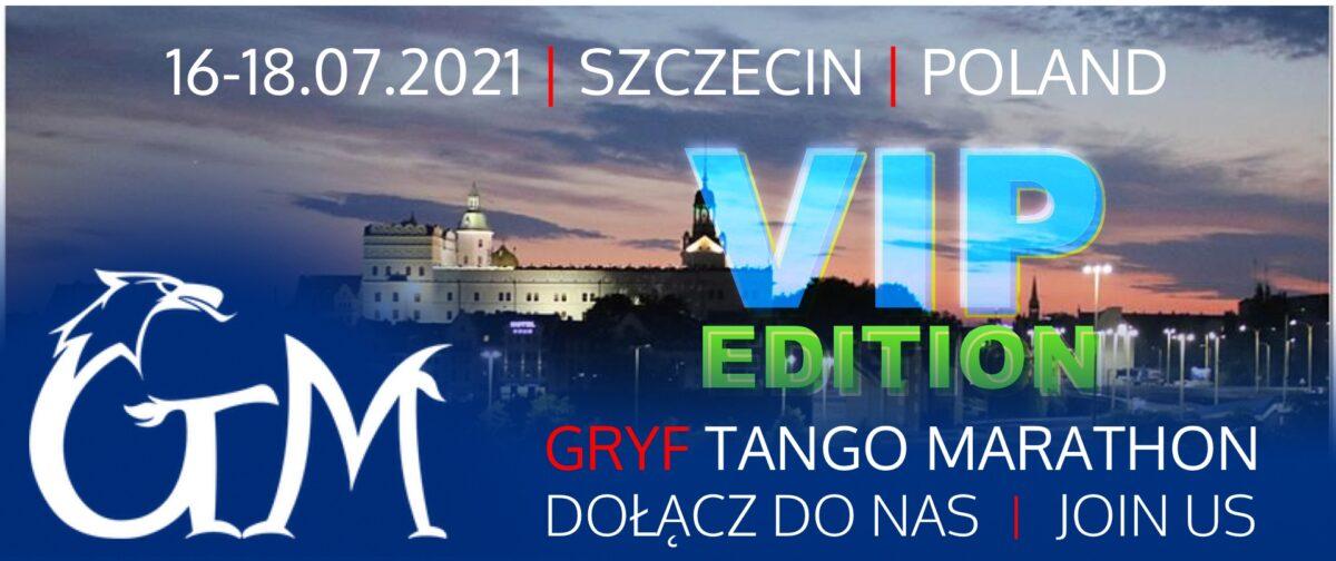 Zapowiedź: VI Gryf Tango Marathon VIP Edition